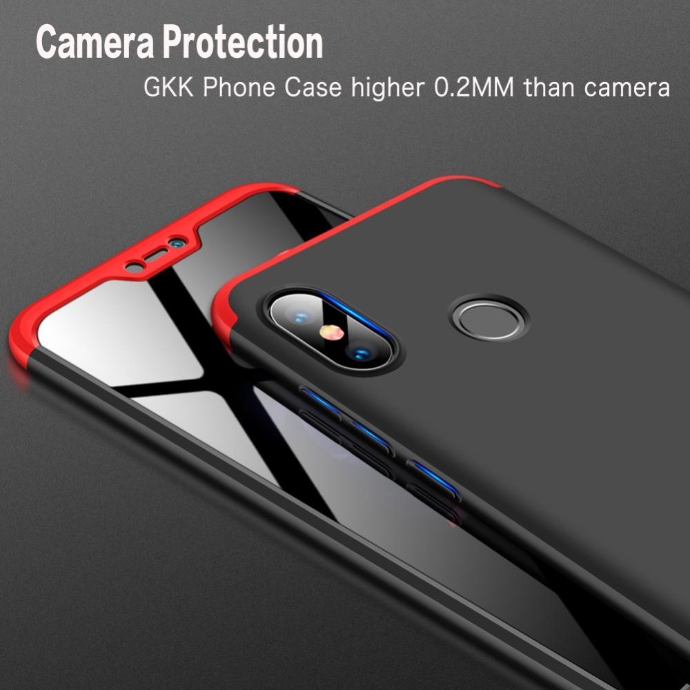 Gkk 360 Case For Xiaomi Redmi Note 6 Pro (4)