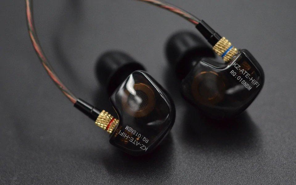 Kz Ate Super Bass Sport Headset (1)