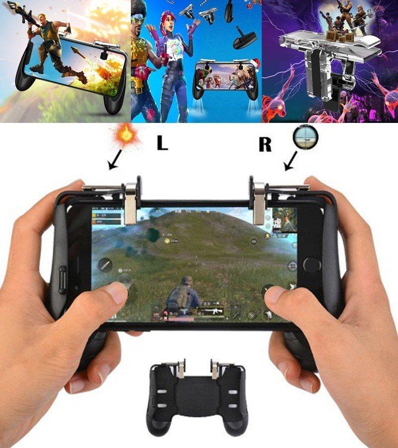 Lx A03 Pubg Multi Function Handle Grip Gamepad (4)