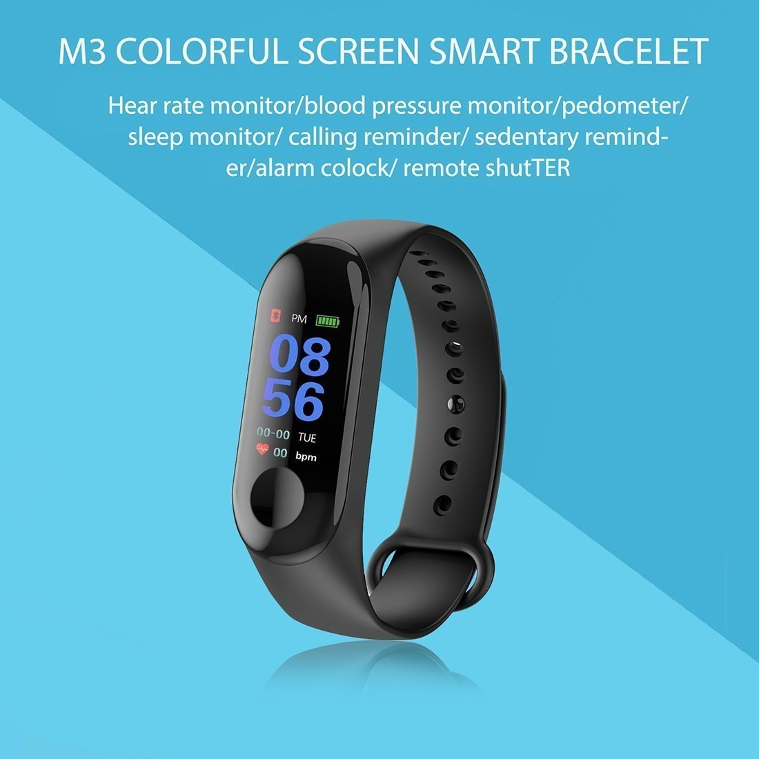 M3 Smart Fitness Band (1)