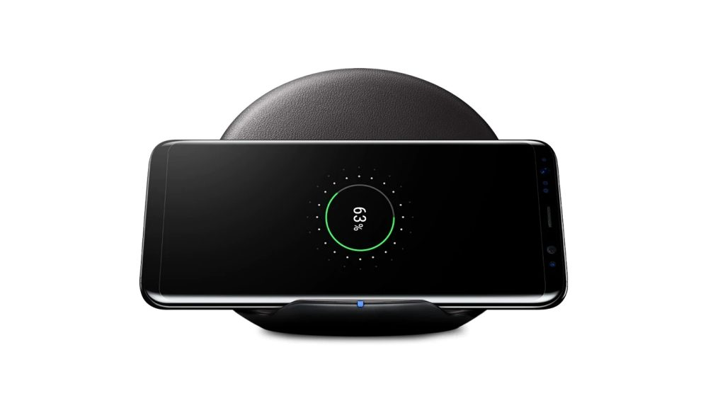 Official Samsung Convertible Fast Wireless Charging Stand Pad (3)
