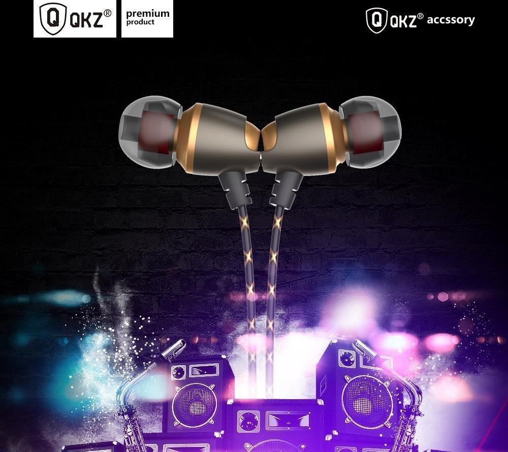 Qkz Dm 11 Earphone With Mic (3)