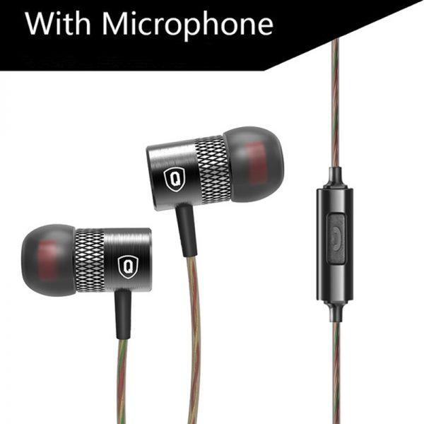 Qkz X3 Super Bass In Ear Earphones (1)