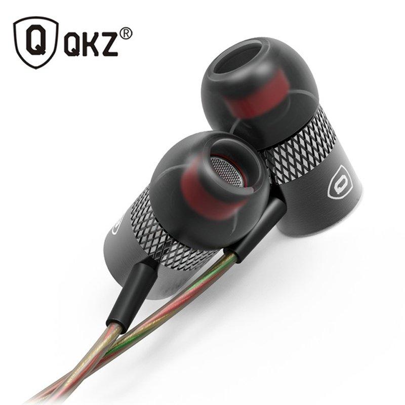 Qkz X3 Super Bass In Ear Earphones (3)