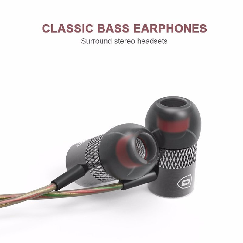 Qkz X3 Super Bass In Ear Earphones (6)