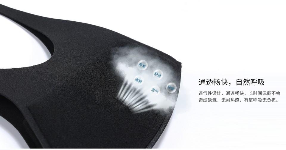 Remax Pitta Face Mask Anti Haze Anti Dust (7)