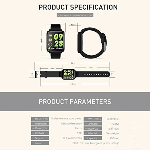 Toogoo M28 Smart Watch (15)