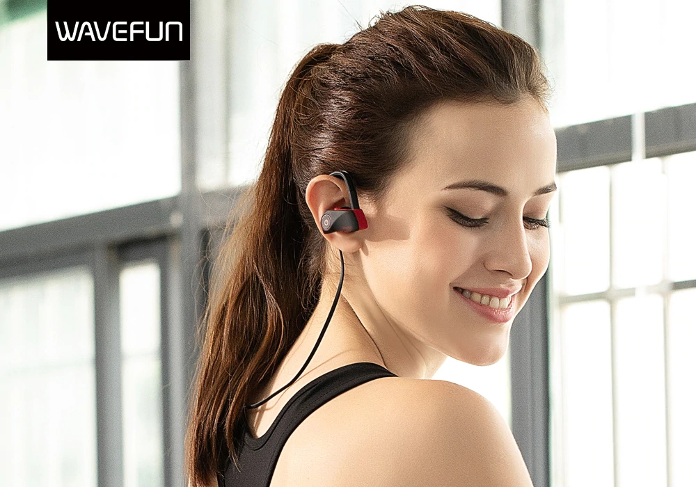 Wavefun Super X Sport Bluetooth Earphones Stereo Earbuds‎ (4)