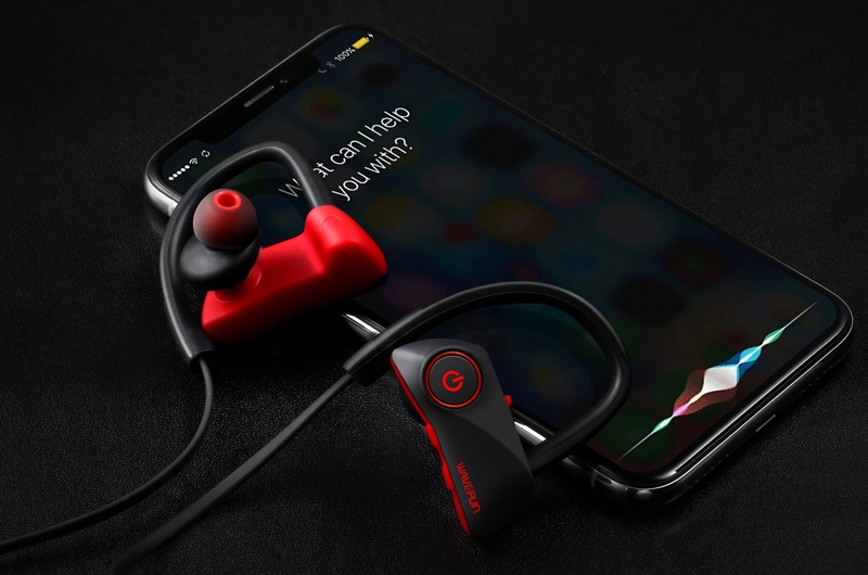 Wavefun Super X Sport Bluetooth Earphones Stereo Earbuds‎ (6)