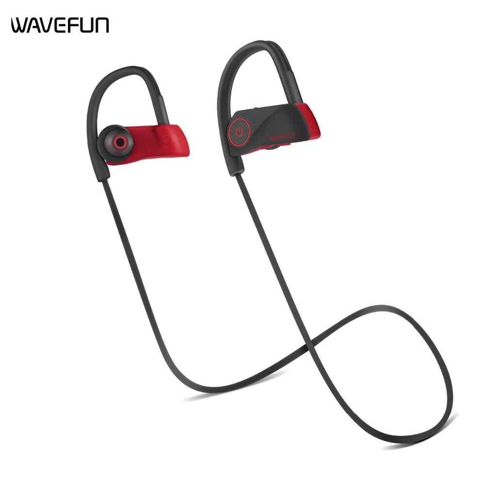 Wavefun Super X Sport Bluetooth Earphones Stereo Earbuds (6)