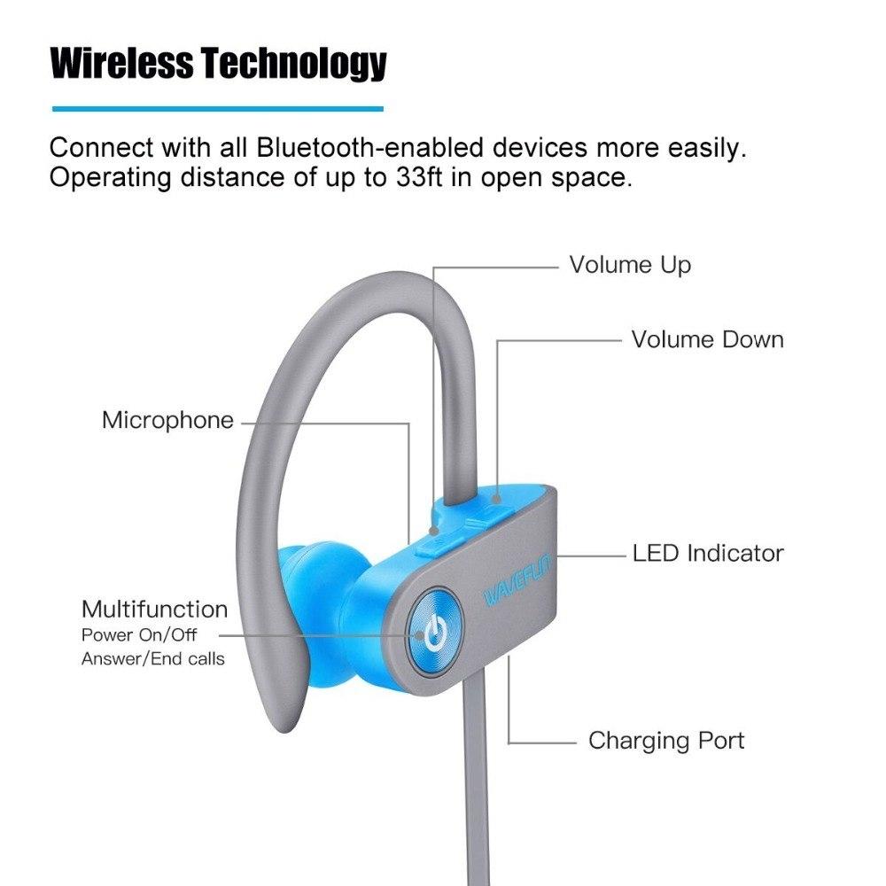 Wavefun X Buds Wireless Bluetooth 4 1 Earphones (1)