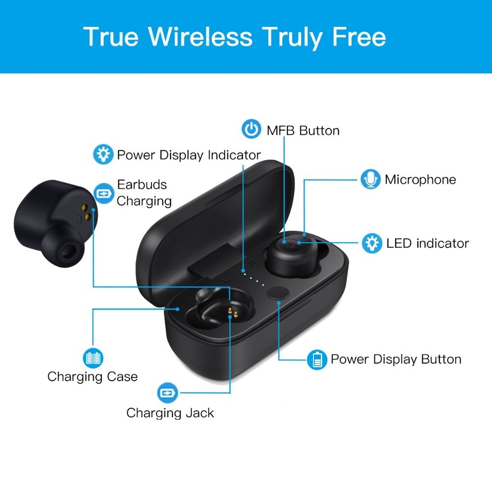 Wavefun X Pods 2 Tws Mini True Wireless Earbuds (1)