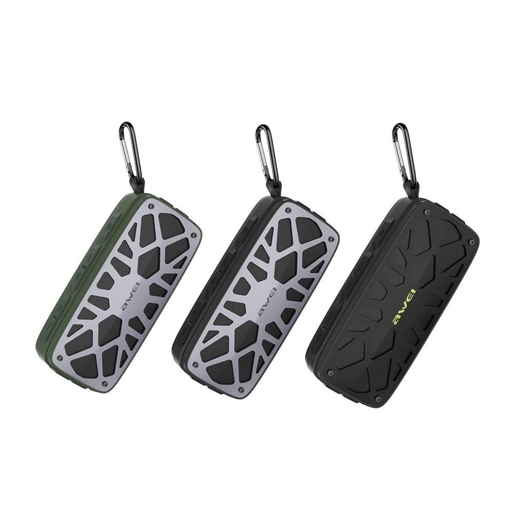 Awei Y330 Wireless Tws Bluetooth Speaker (2)