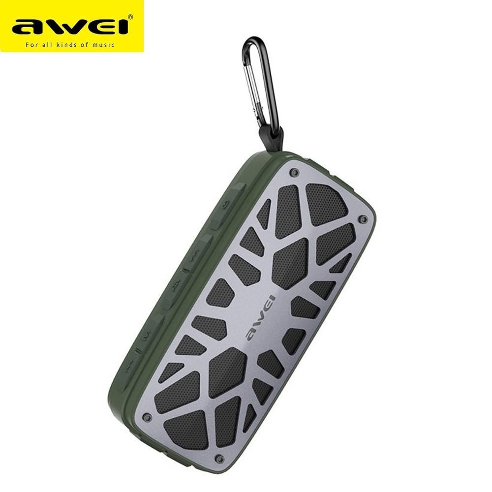 Awei Y330 Wireless Tws Bluetooth Speaker (6)
