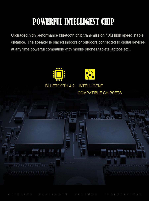 Awei Y330 Wireless Tws Bluetooth Speaker (9)