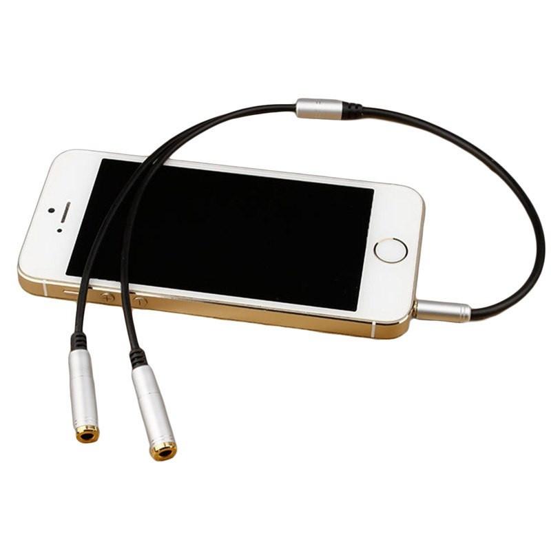 Headphone Mic Audio Splitter Male To Female (3)