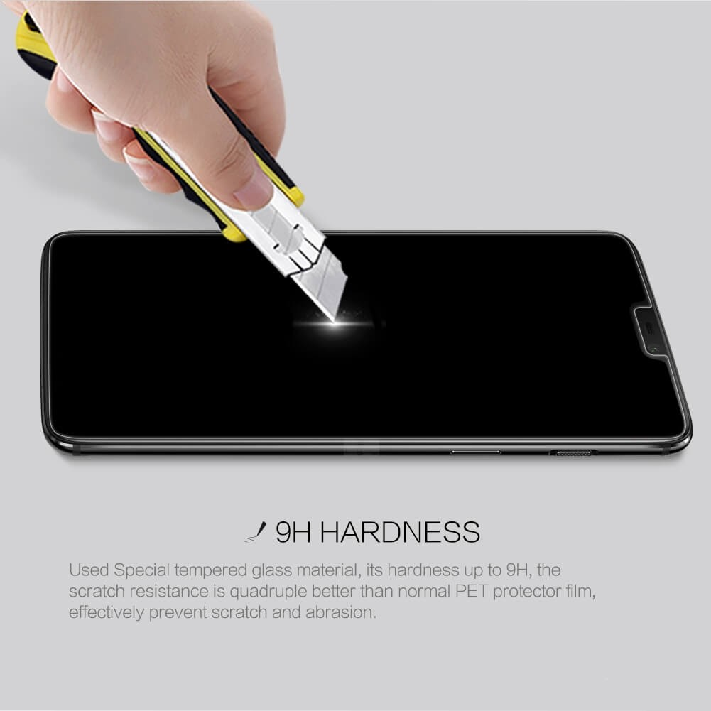 Nillkin Amazing H+ Pro Tempered Glass Screen Protector For Oneplus 5t (8)