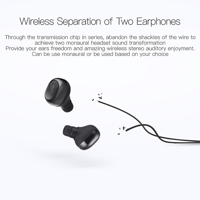 Qcy Q29 Tws Business Bluetooth Earphones (2)