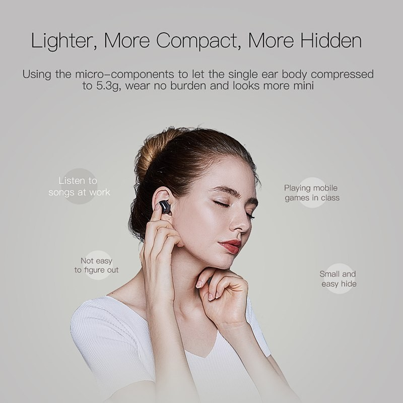 Qcy Q29 Tws Business Bluetooth Earphones (4)