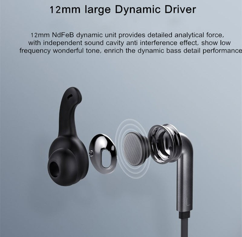 Qcy Qm04 In Ear Earphone (2)