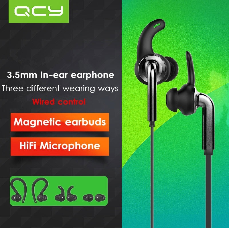 Qcy Qm04 In Ear Earphone (4)