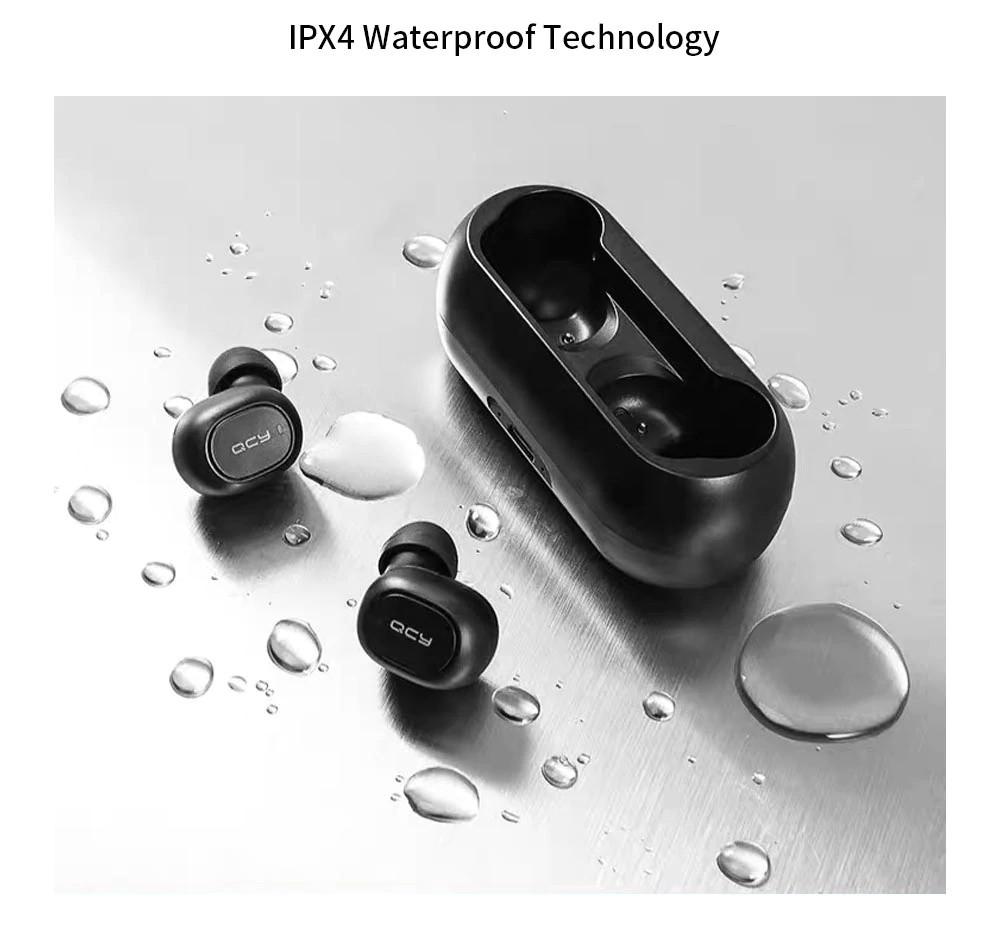 Qcy T1 Mini Bluetooth 5.0 Wireless Earbuds (4)