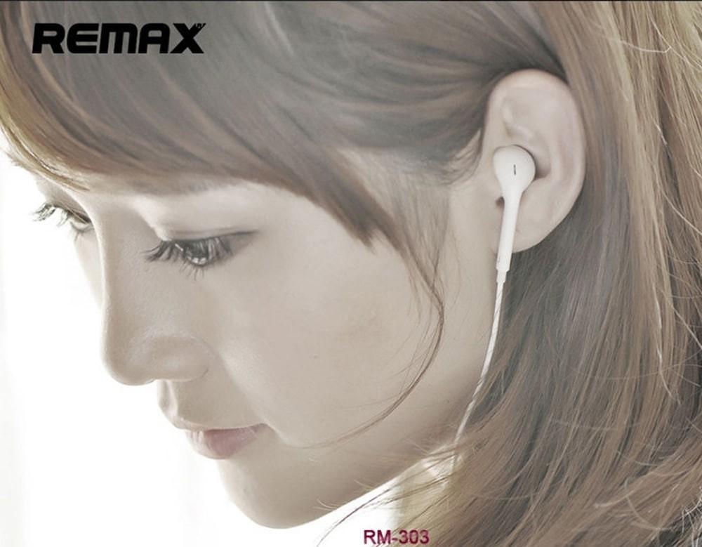 Remax Rm 303 Earphone (8)