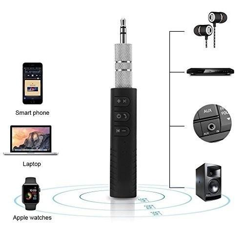 Wireless Bluetooth Receiver 3.5mm Jack (1)