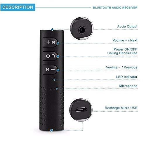 Wireless Bluetooth Receiver 3.5mm Jack (5)