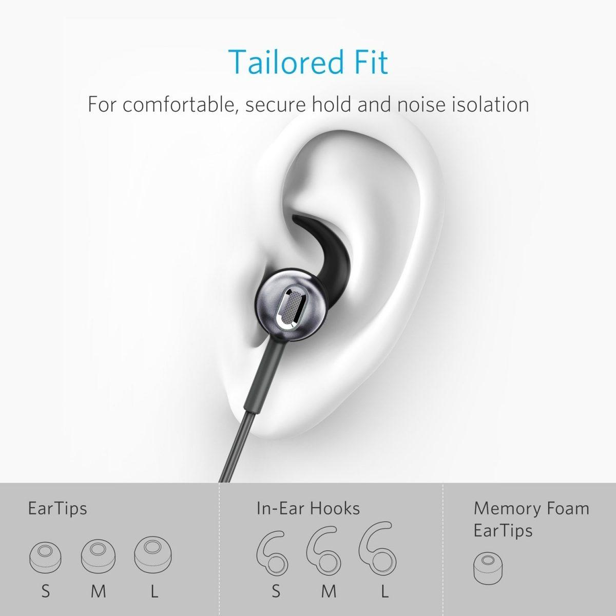 Anker Soundbuds Digital Ie10 In Ear Lightning Headphones (2)
