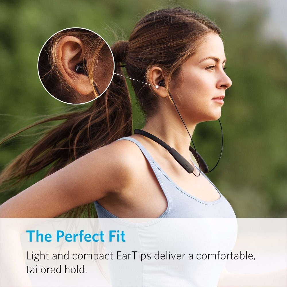 Anker Soundbuds Lite Bluetooth Neckband (1)