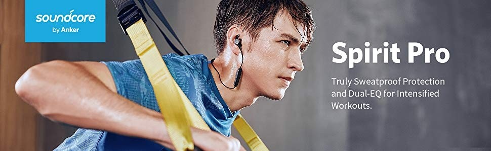 Anker Soundcore Spirit Pro Wireless Bluetooth Earphones (2)