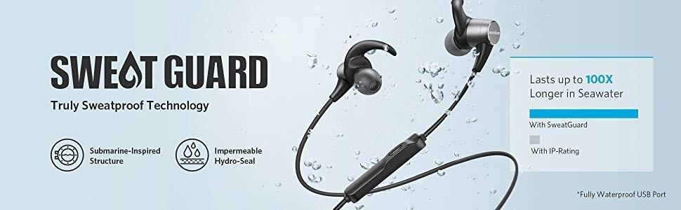 Anker Soundcore Spirit Pro Wireless Bluetooth Earphones (3)