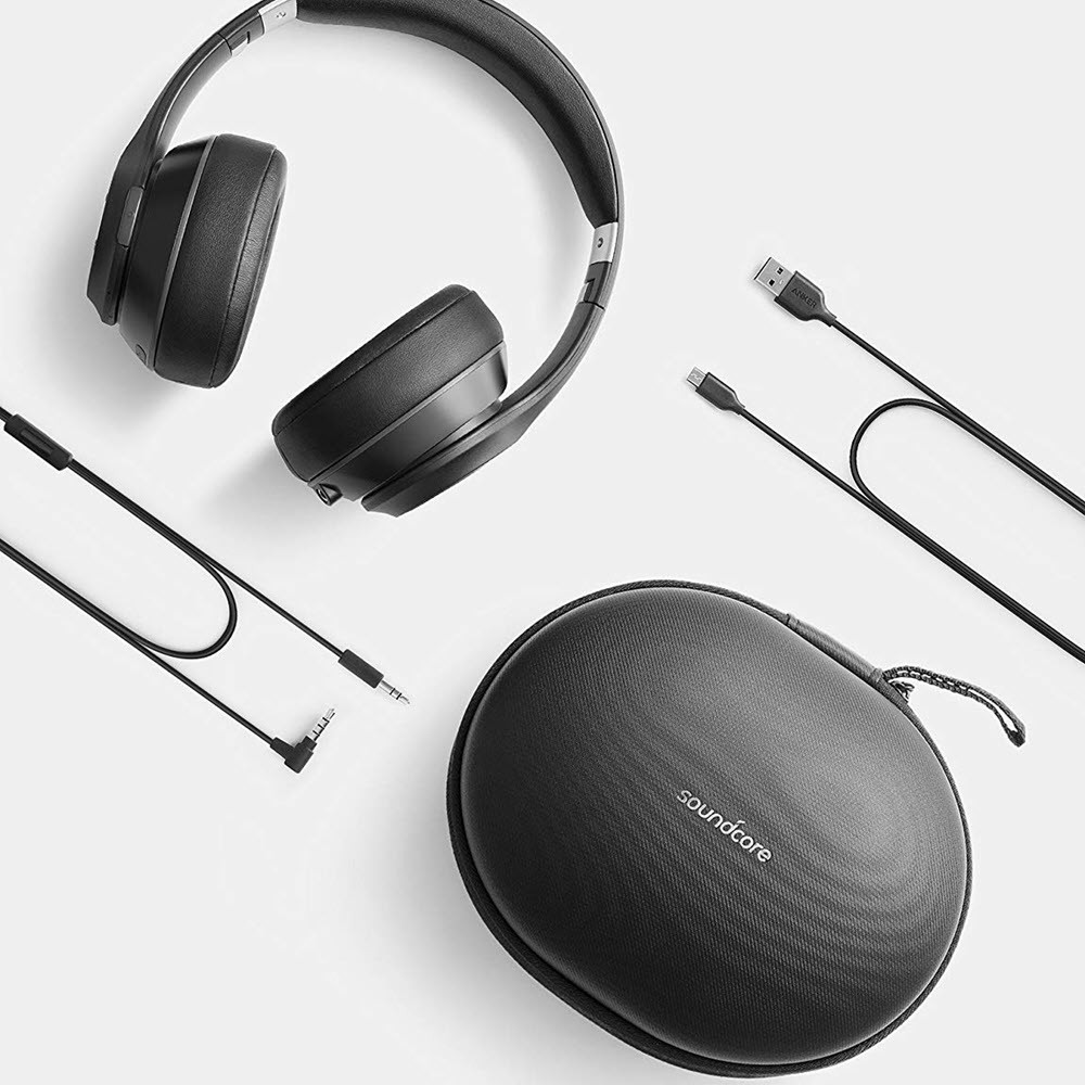 Anker Soundcore Vortex Wireless Over Ear Headphones (1)