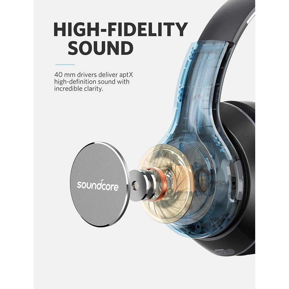 Anker Soundcore Vortex Wireless Over Ear Headphones (3)