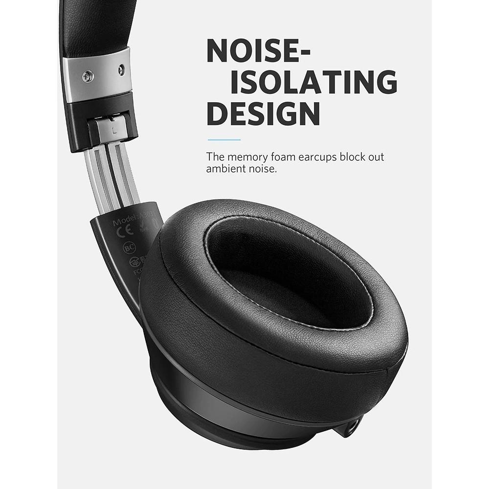 Anker Soundcore Vortex Wireless Over Ear Headphones (6)