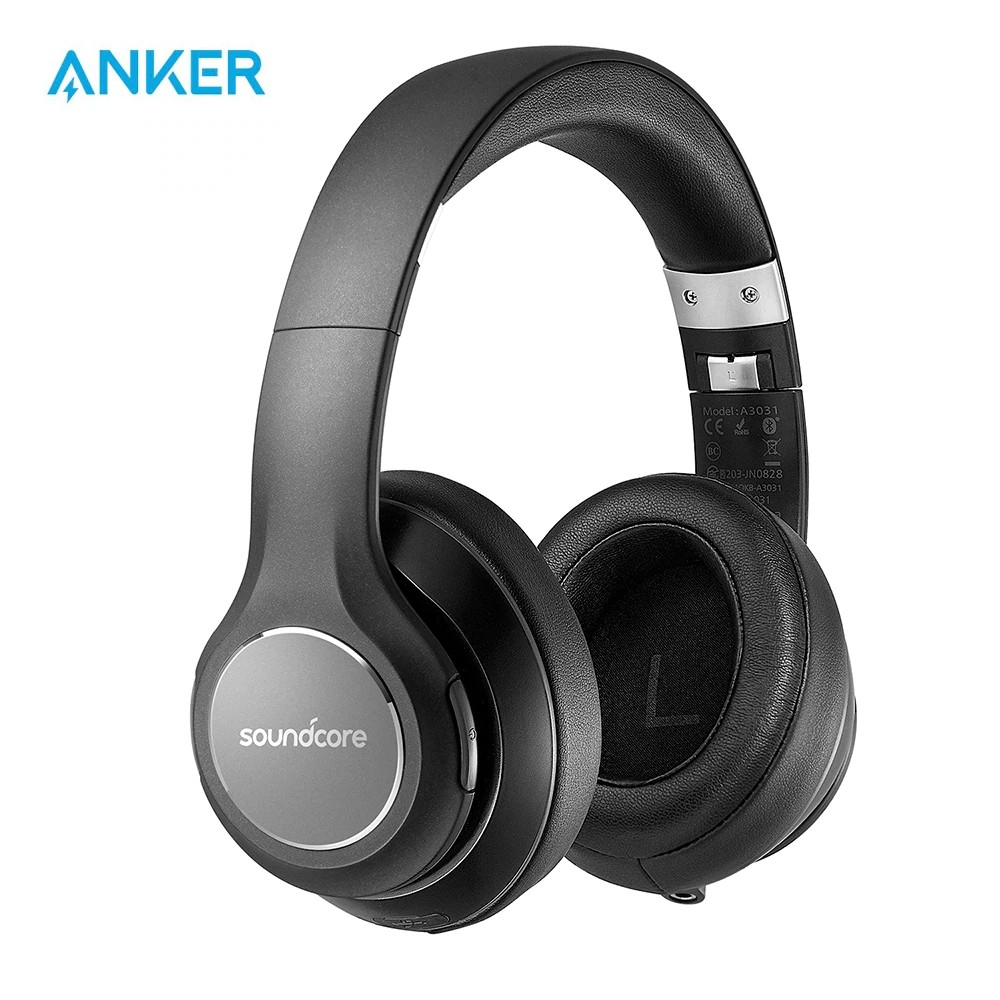 Anker Soundcore Vortex Wireless Over Ear Headphones (8)
