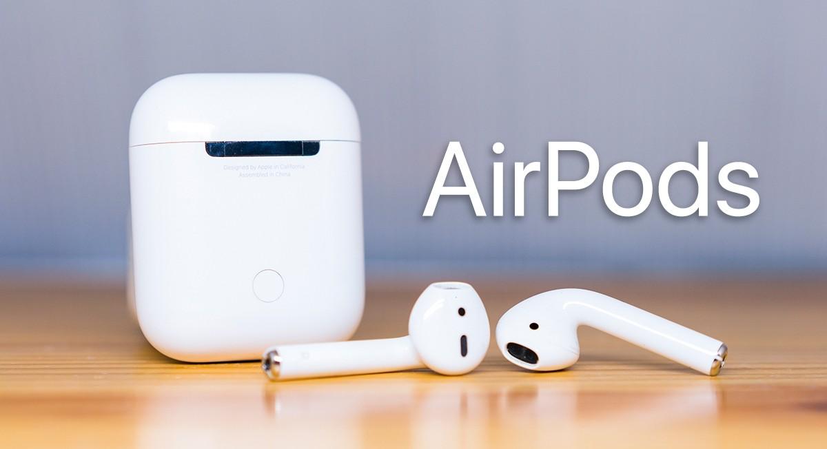 Apple Airpods Wireless Bluetooth Earphones (1)