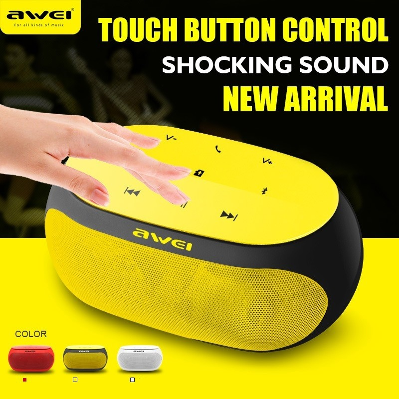 Awei Y200 Hifi Wireless Speaker Bluetooth (1)