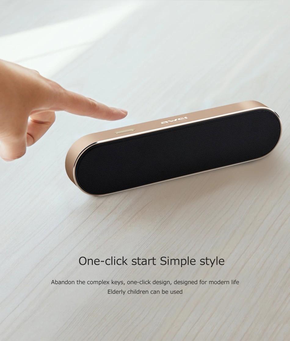 Awei Y220 Bluetooth Portable Wireless Speaker (15)