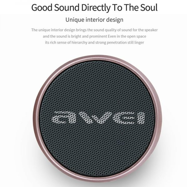 Awei Y500 Mini Bluetooth Speaker Gadstyle Bd