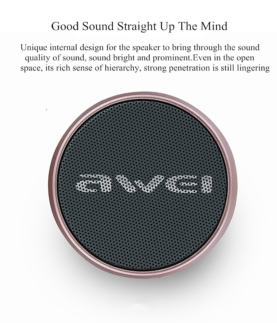 Awei Y500 Mini Bluetooth Speaker (8)