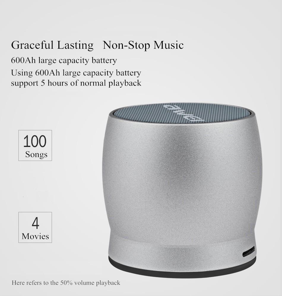 Awei Y500 Mini Bluetooth Speaker (9)