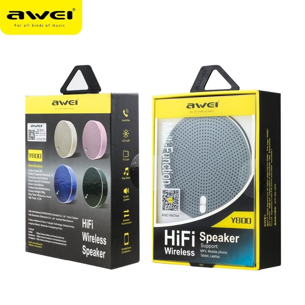 Awei Y800 Mini Bluetooth Speaker (4)