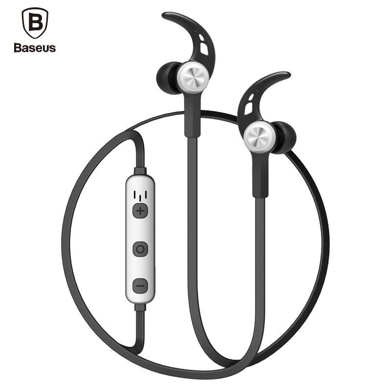 Baseus B11 Magnet Wireless Bluetooth Earphone (1)