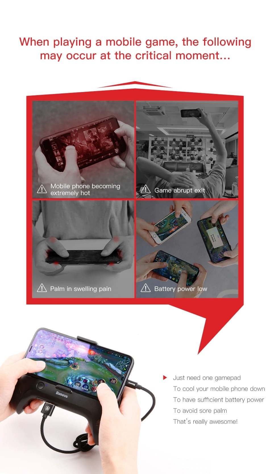 Baseus Mobile Phone Cooler Gamepad (14)