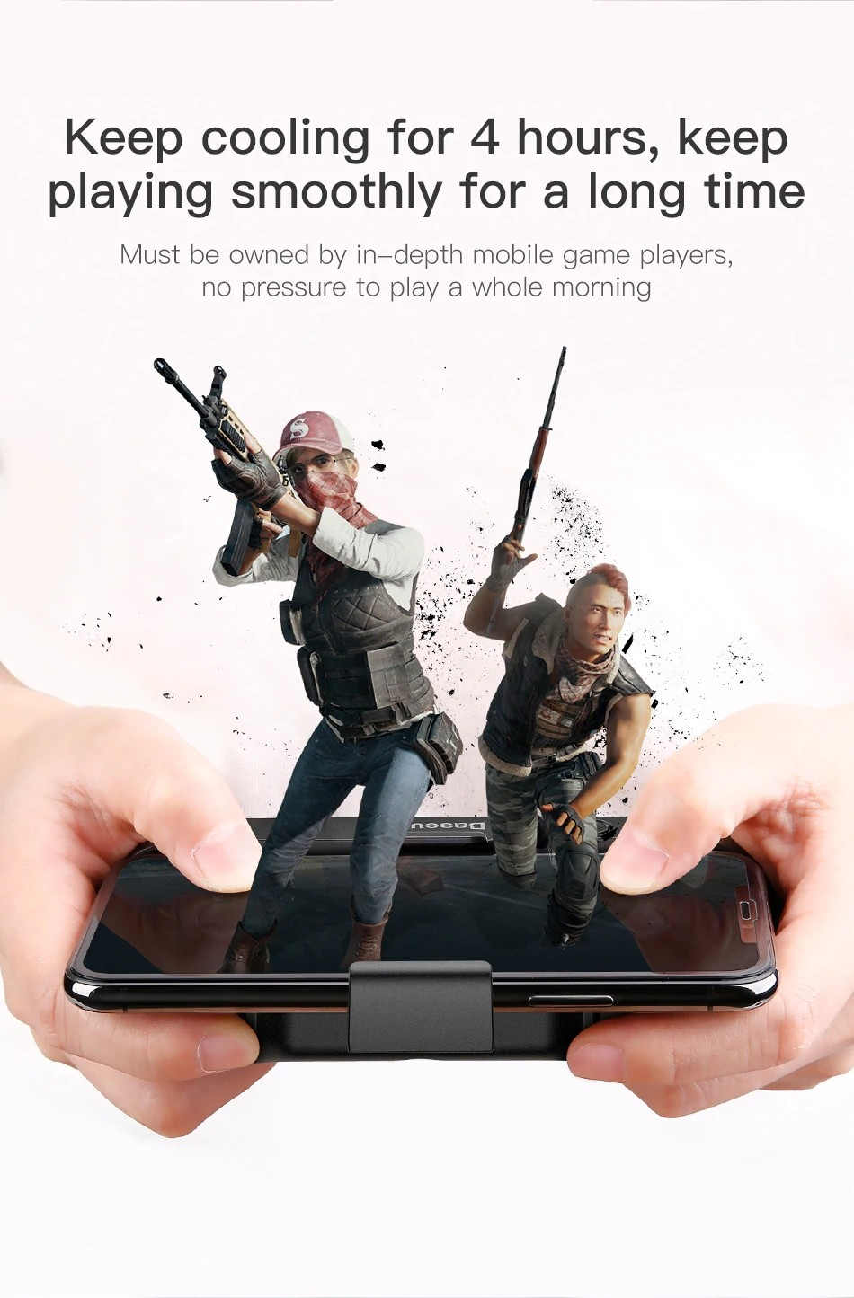 Baseus Mobile Phone Cooler Gamepad (4)