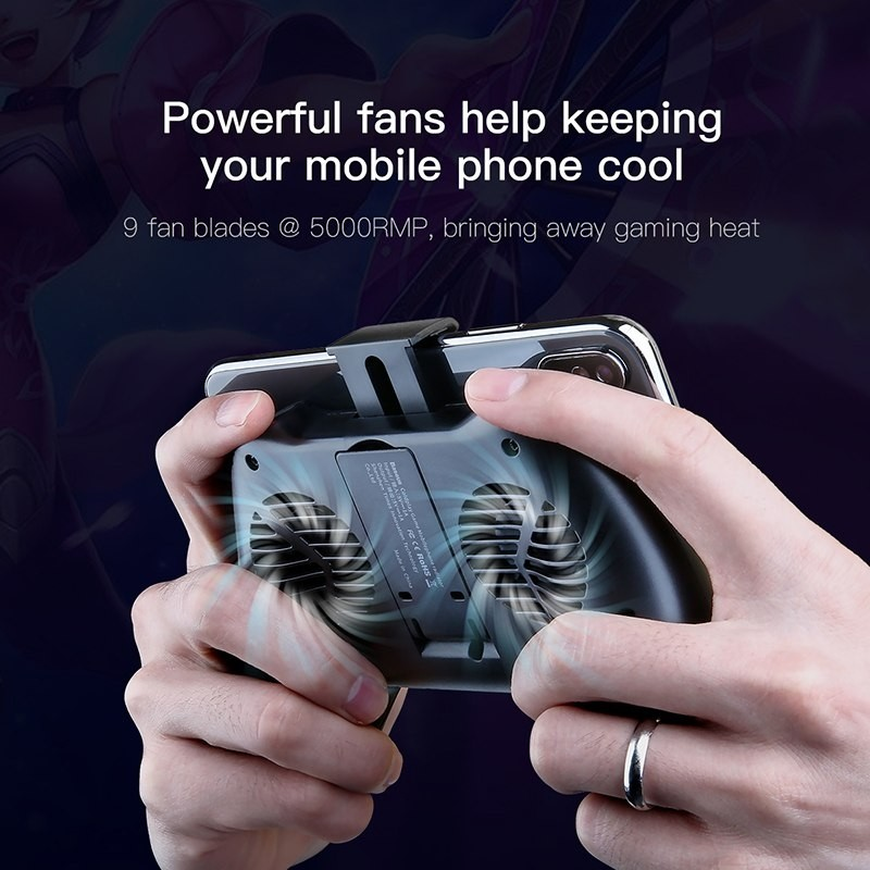 Baseus Mobile Phone Cooler Gamepad (6)