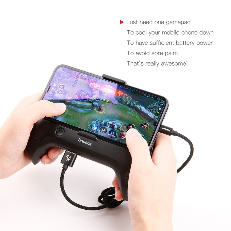 Baseus Mobile Phone Cooler Gamepad (8)