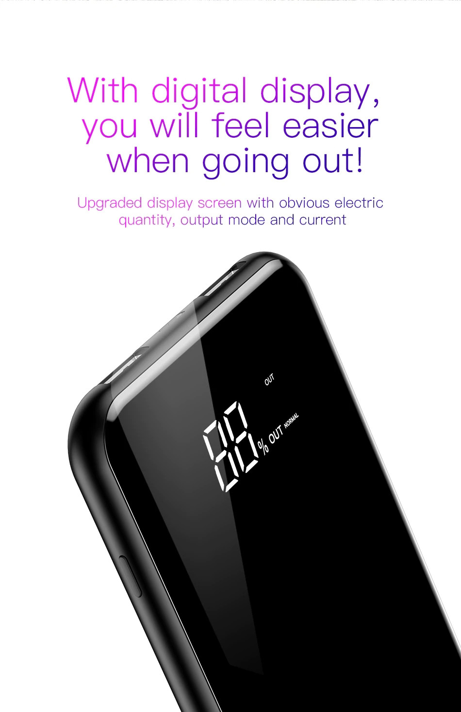 Baseus Q2 Wireless Charger With Power Bank (7)